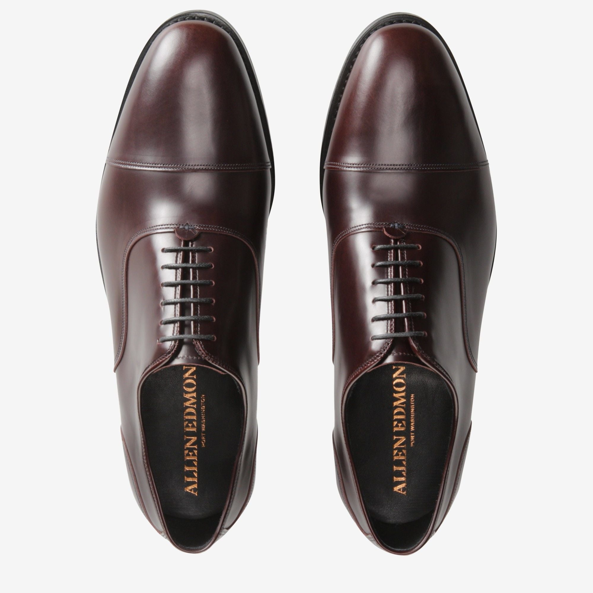Bond Street Cap-toe Oxford