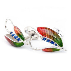 Fly Fishing Flies Cufflinks,CUFFLINKS,GentRow.com, | GentRow.com