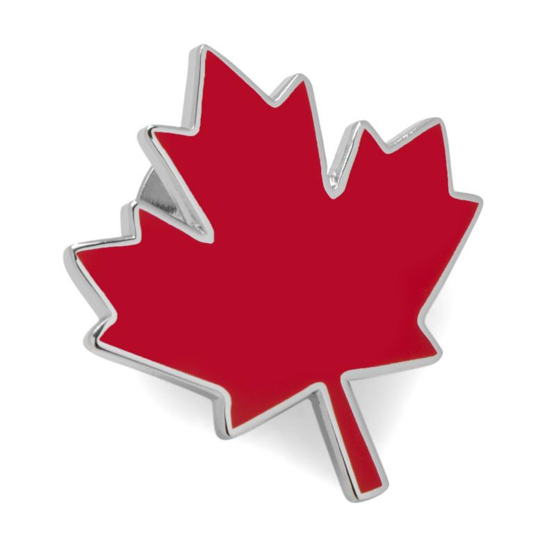 Maple Leaf Lapel Pin,LAPEL PIN,GentRow.com, | GentRow.com