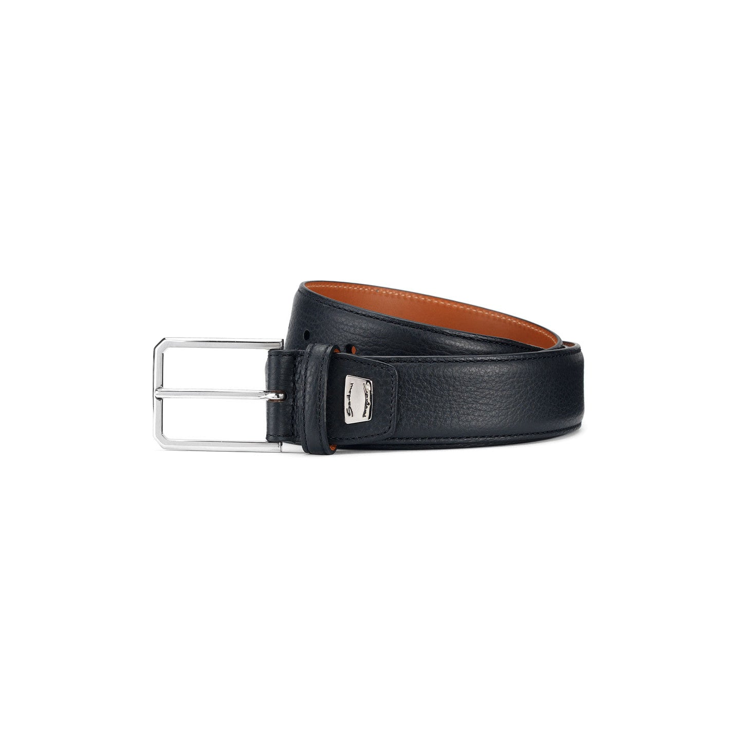 ADJUSTABLE LEATHER-BELT