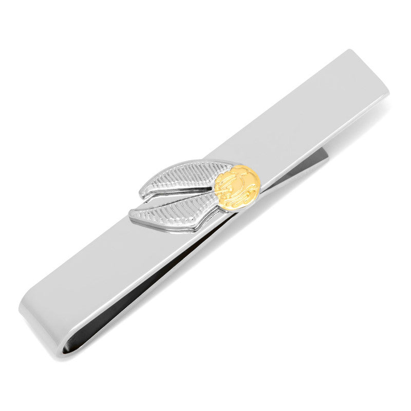 Golden Snitch Tie Bar,Tie Bar,GentRow.com, | GentRow.com