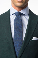 Green Wool Cashmere Blend Sport Coat