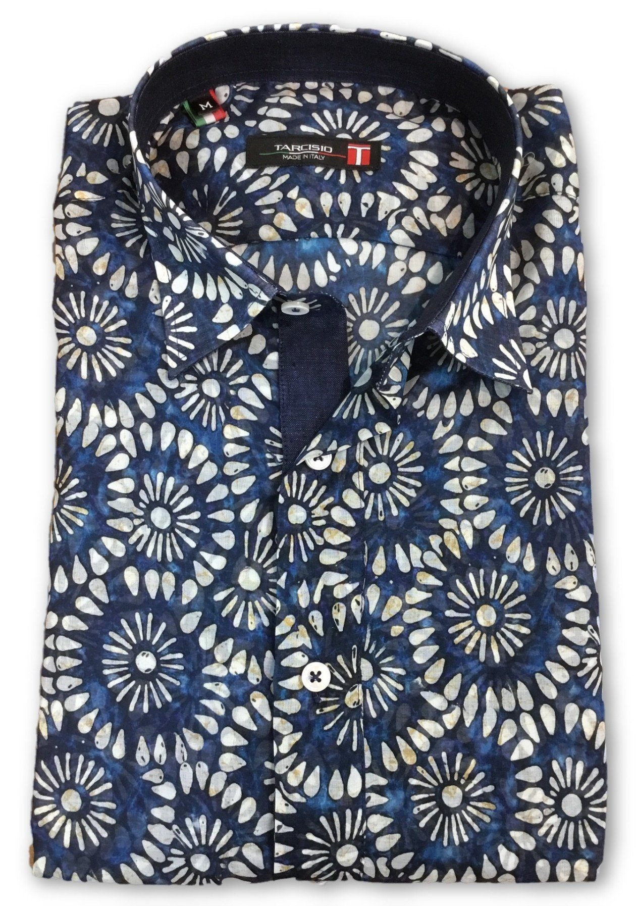 Tarciso Cotton Voile,SPORT SHIRT,Tarciso, | GentRow.com