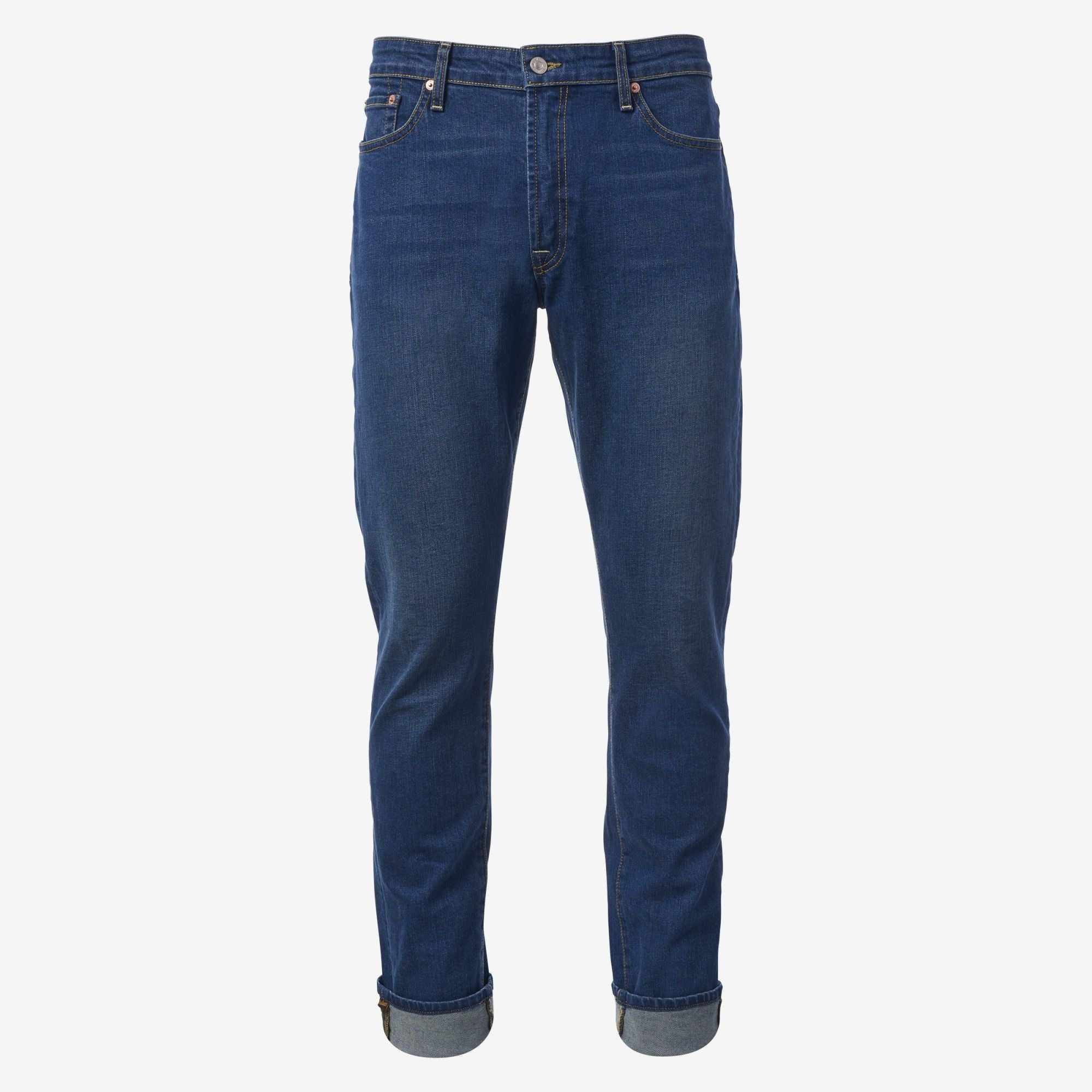 Walker Slim Straight Leg Jean in Medium Rinse by Civilianaire