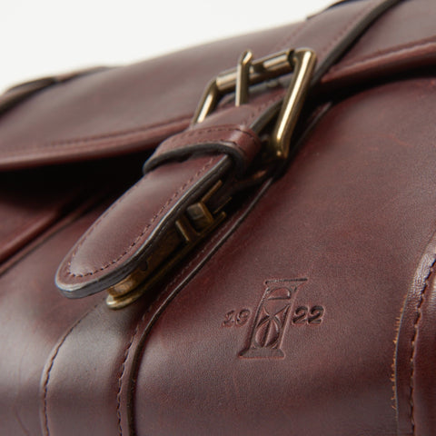 Chili Collection - Double Flap Briefcase