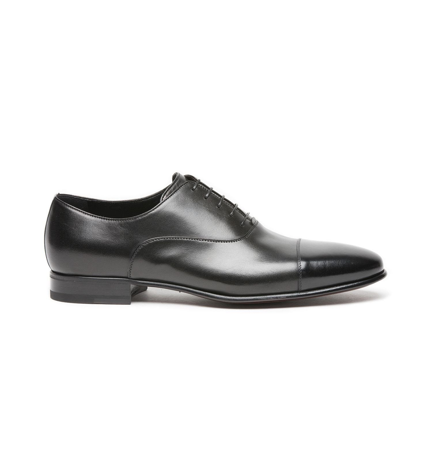 LACE-UP CAP-TOE,SHOES,A.TESTONI, | GentRow.com