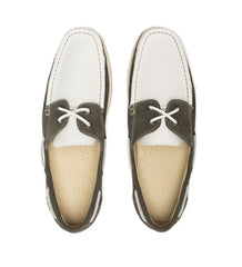 BOAT SHOE IN SUEDE,SHOES,A.TESTONI, | GentRow.com