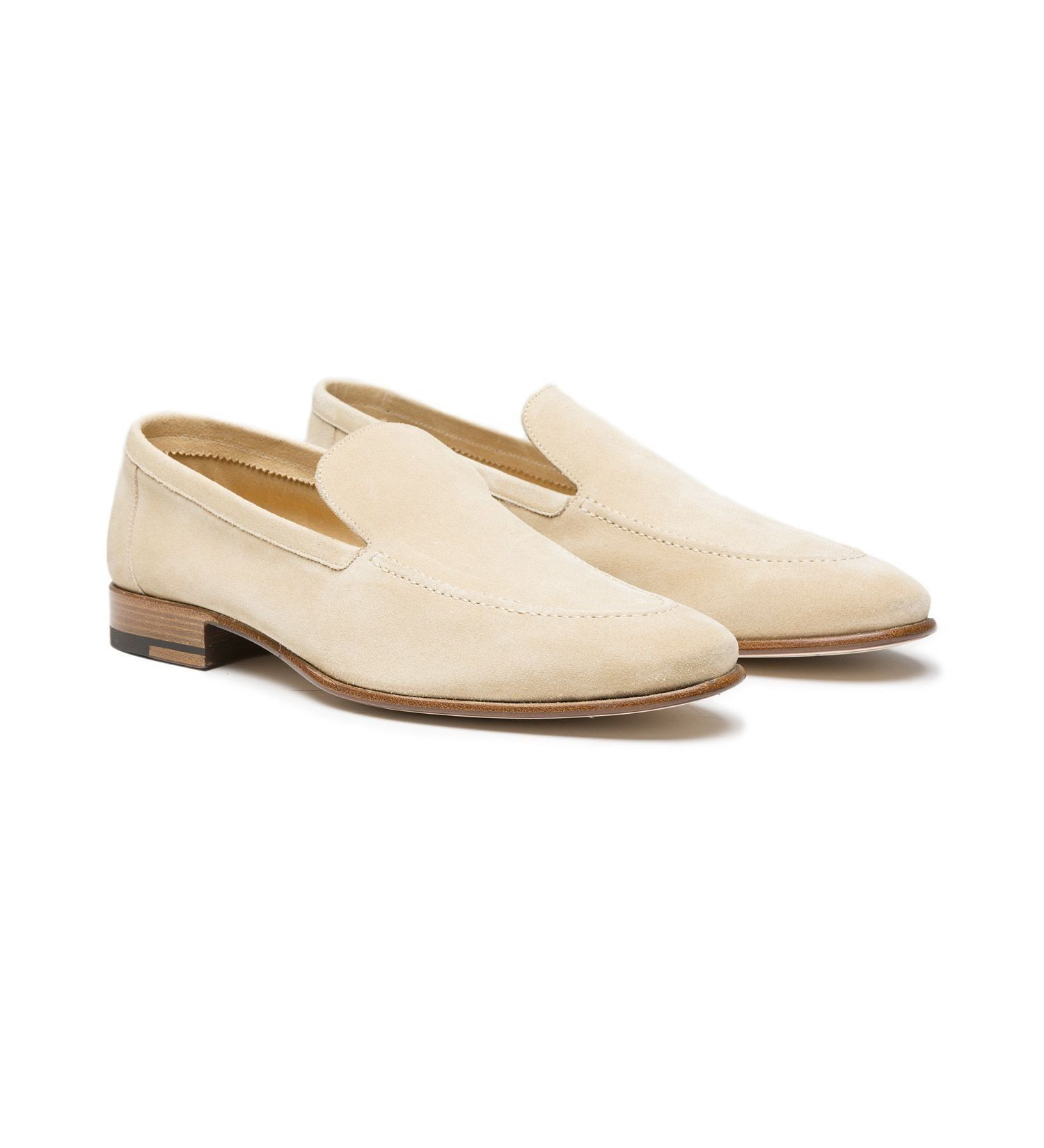 UNLINED SLIP-ON,SHOES,A.TESTONI, | GentRow.com