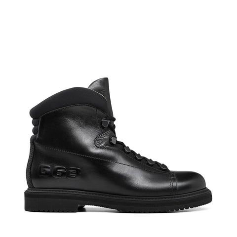 LEATHER G63 DEMI-BOOT