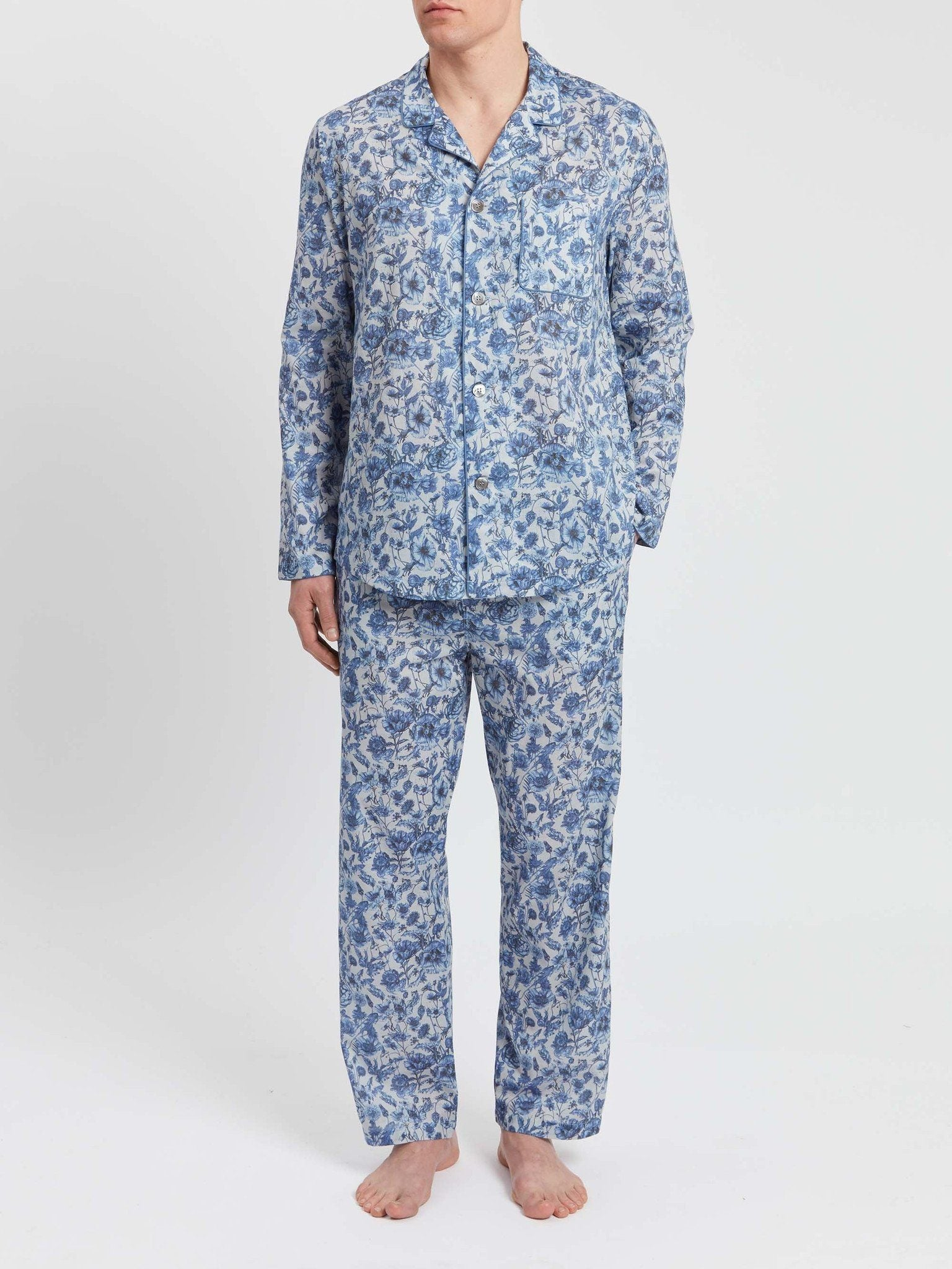 Men's Modern Fit Pajamas,,GentRow.com , | GentRow.com