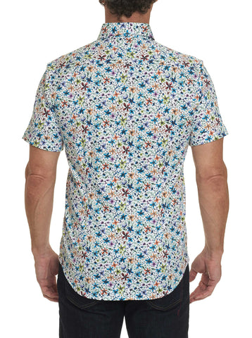 CALICO SHORT SLEEVE SHIRT