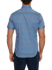 TAILORED FIT LOMAN SHORT SLEEVE SHIRT