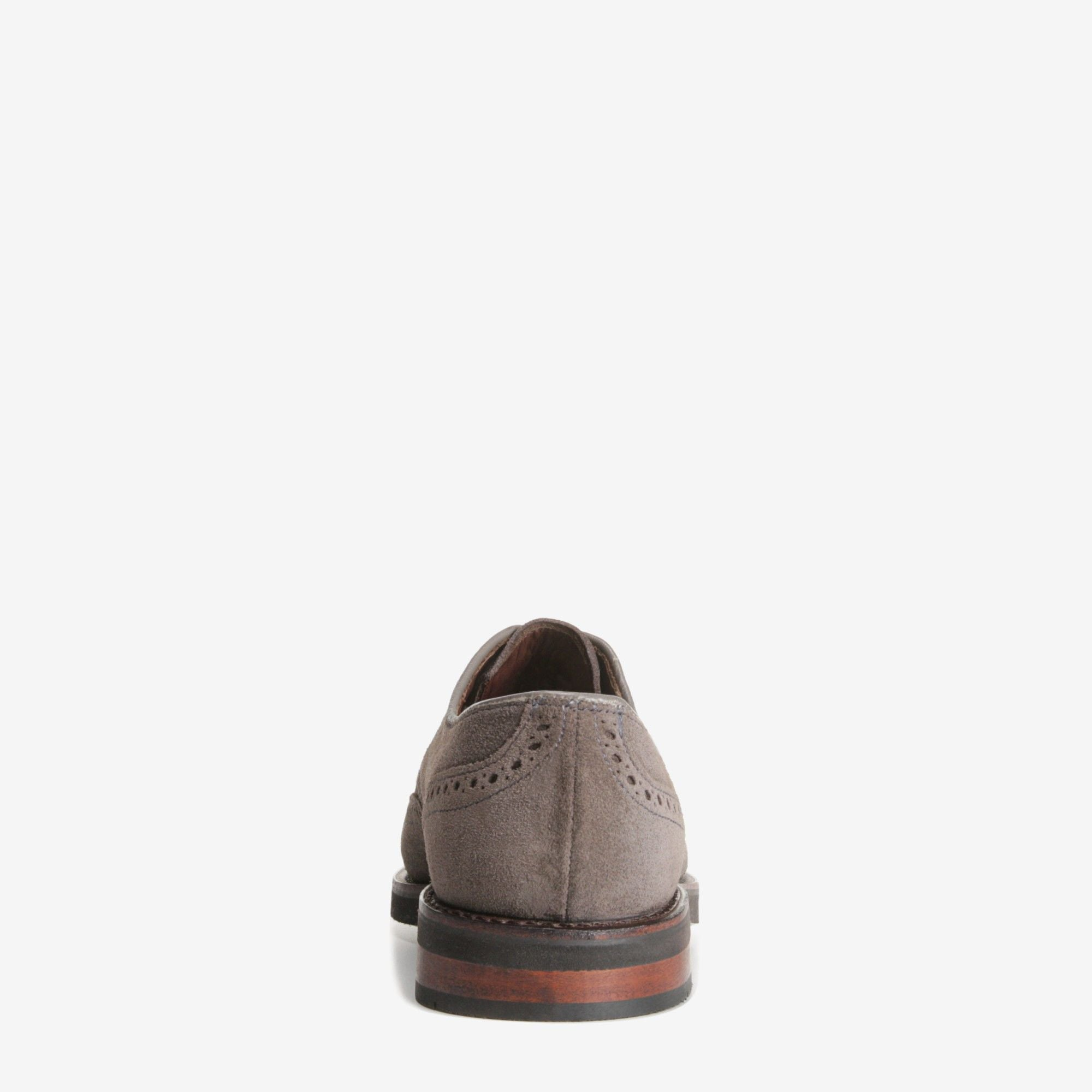 Nomad Suede Short Wing