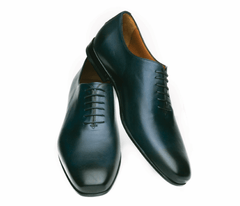 Padrino - Navy Blue,SHOES,Mark Chris, | GentRow.com