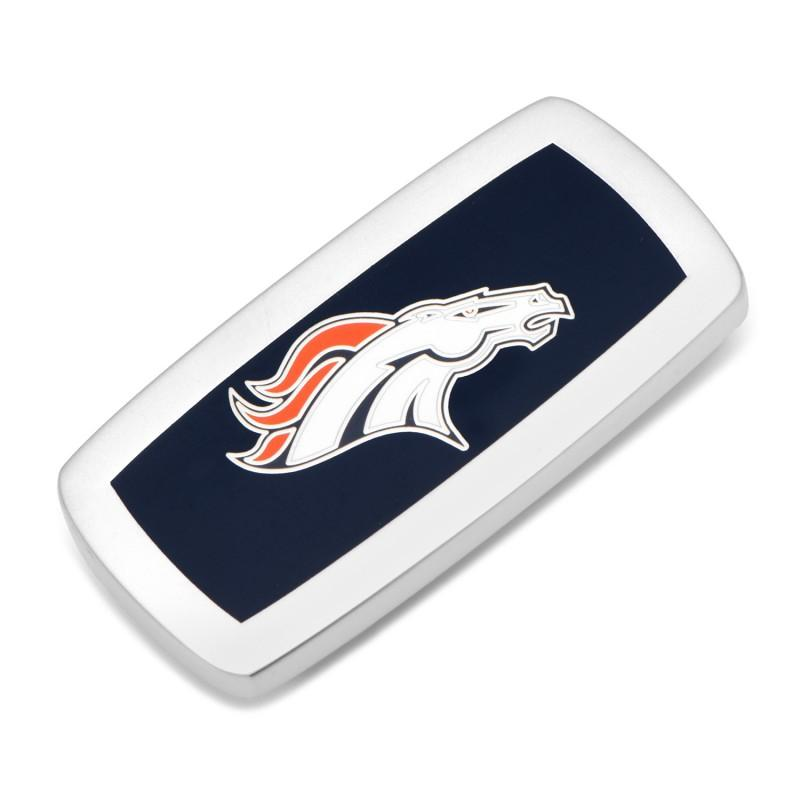 Denver Broncos Cushion Money Clip,MONEY CLIP,GentRow.com, | GentRow.com