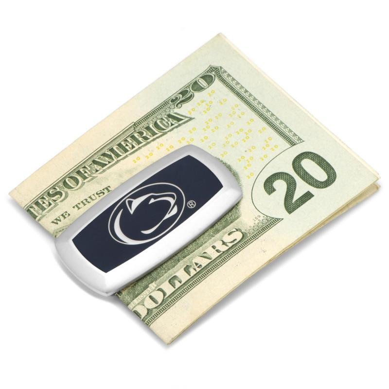 Penn State University Nittany Lions Cushion Money Clip,MONEY CLIP,GentRow.com, | GentRow.com
