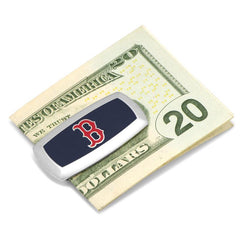 Boston Red Sox Cushion Money Clip,MONEY CLIP,GentRow.com, | GentRow.com