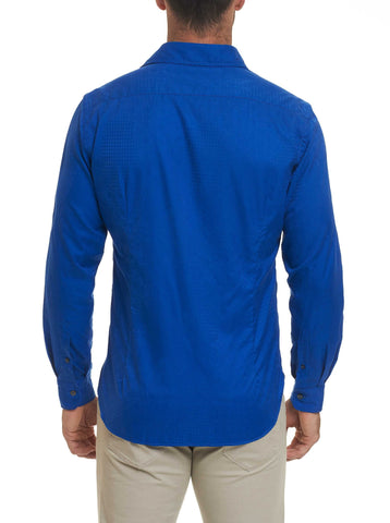 R COLLECTION SILVANO SPORT SHIRT