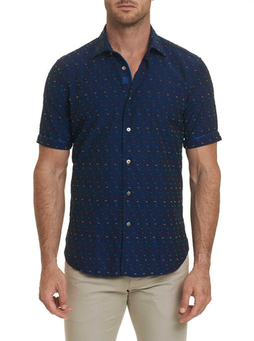 R COLLECTION RUSSO SHORT SLEEVE SHIRT