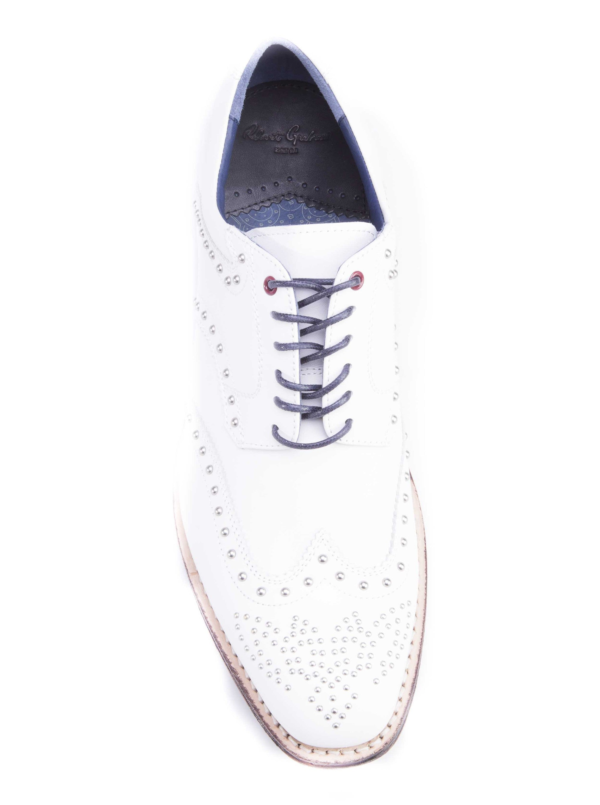 LIMITED EDITION STUDDED GOLF SHOE