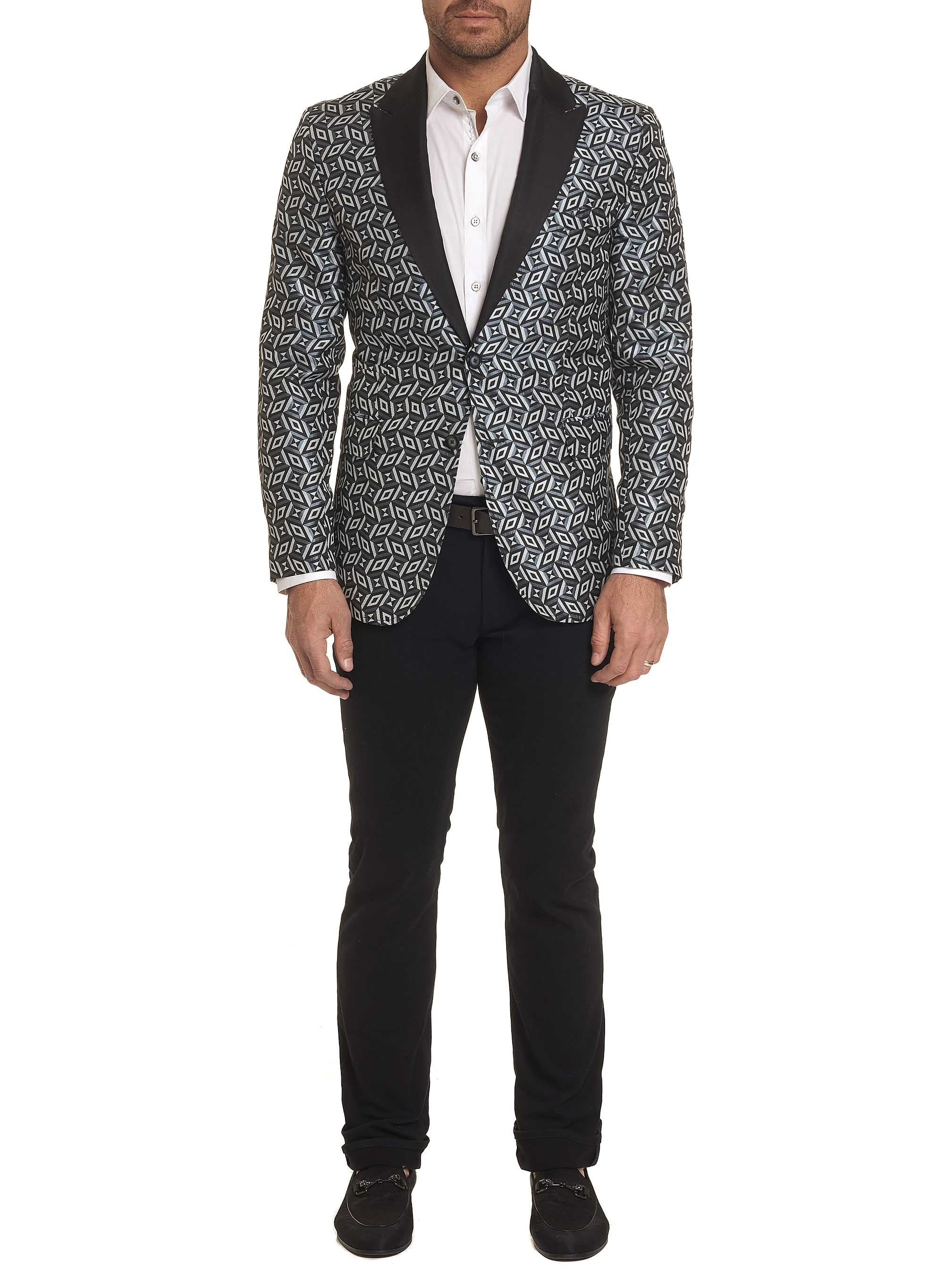 LIMITED EDITION MARLOWE SILK SPORT COAT
