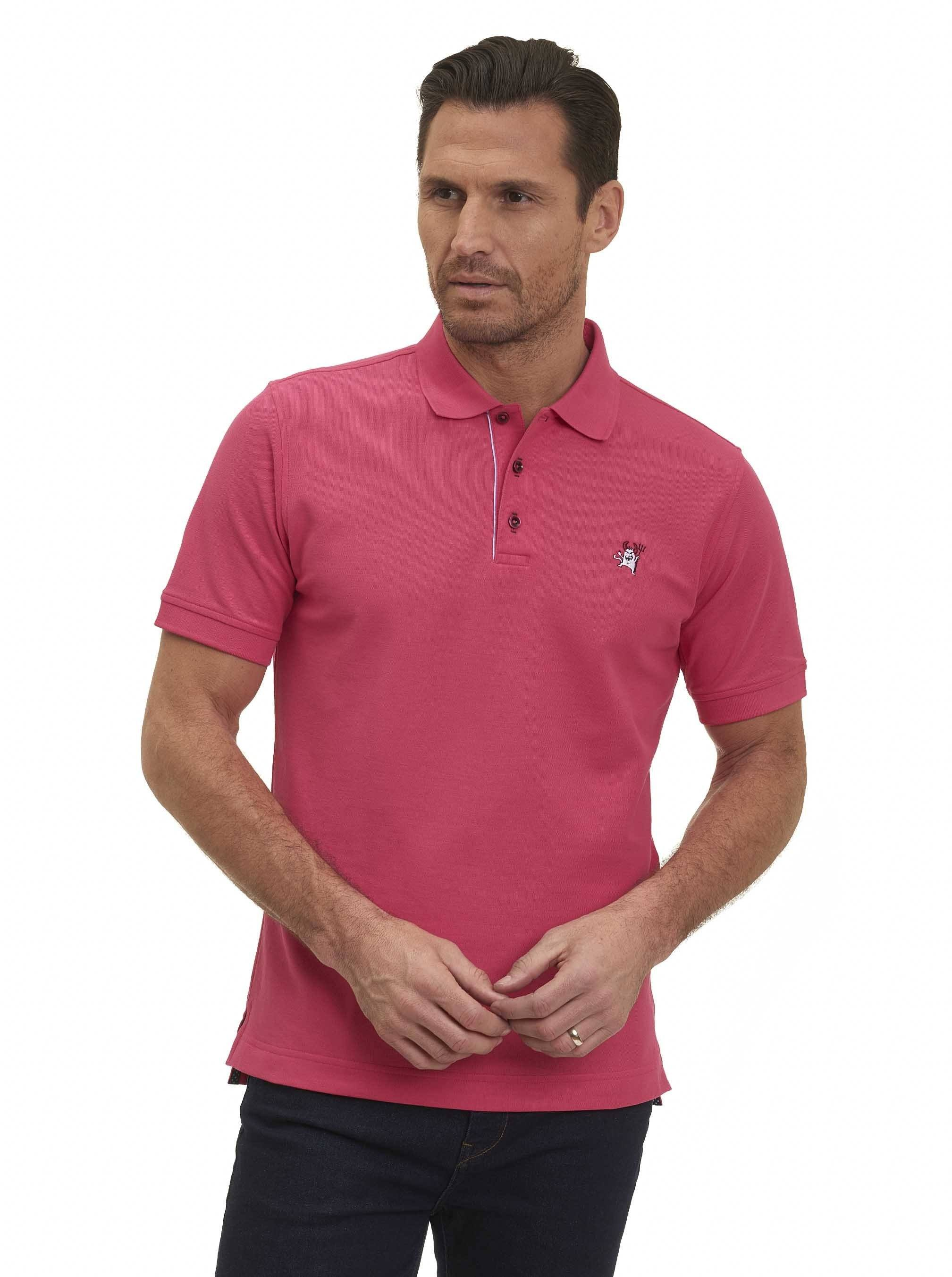 DEVIL POLO,POLOS,Robert Graham, | GentRow.com