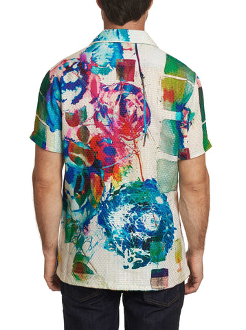 LIMITED EDITION FLOWER FIGHT SHORT SLEEVE SHIRT