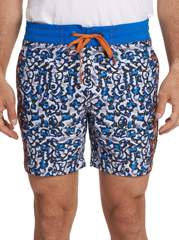 BLUE MOON SWIM TRUNKS