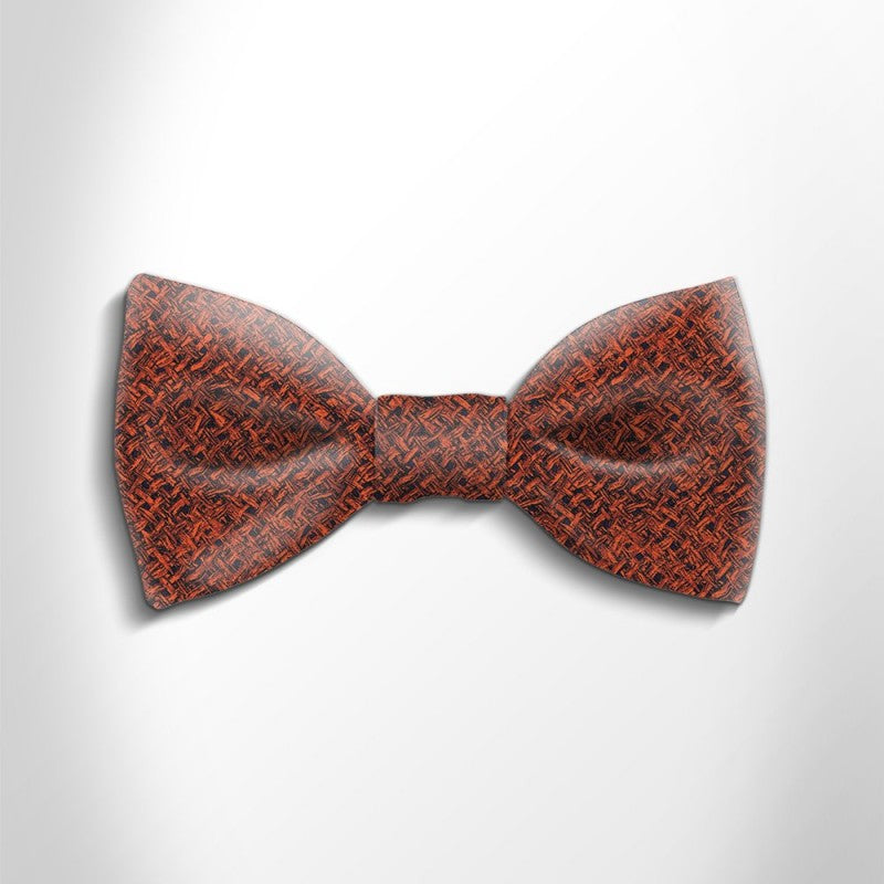 Bow tie in precious satin silk 417142-4