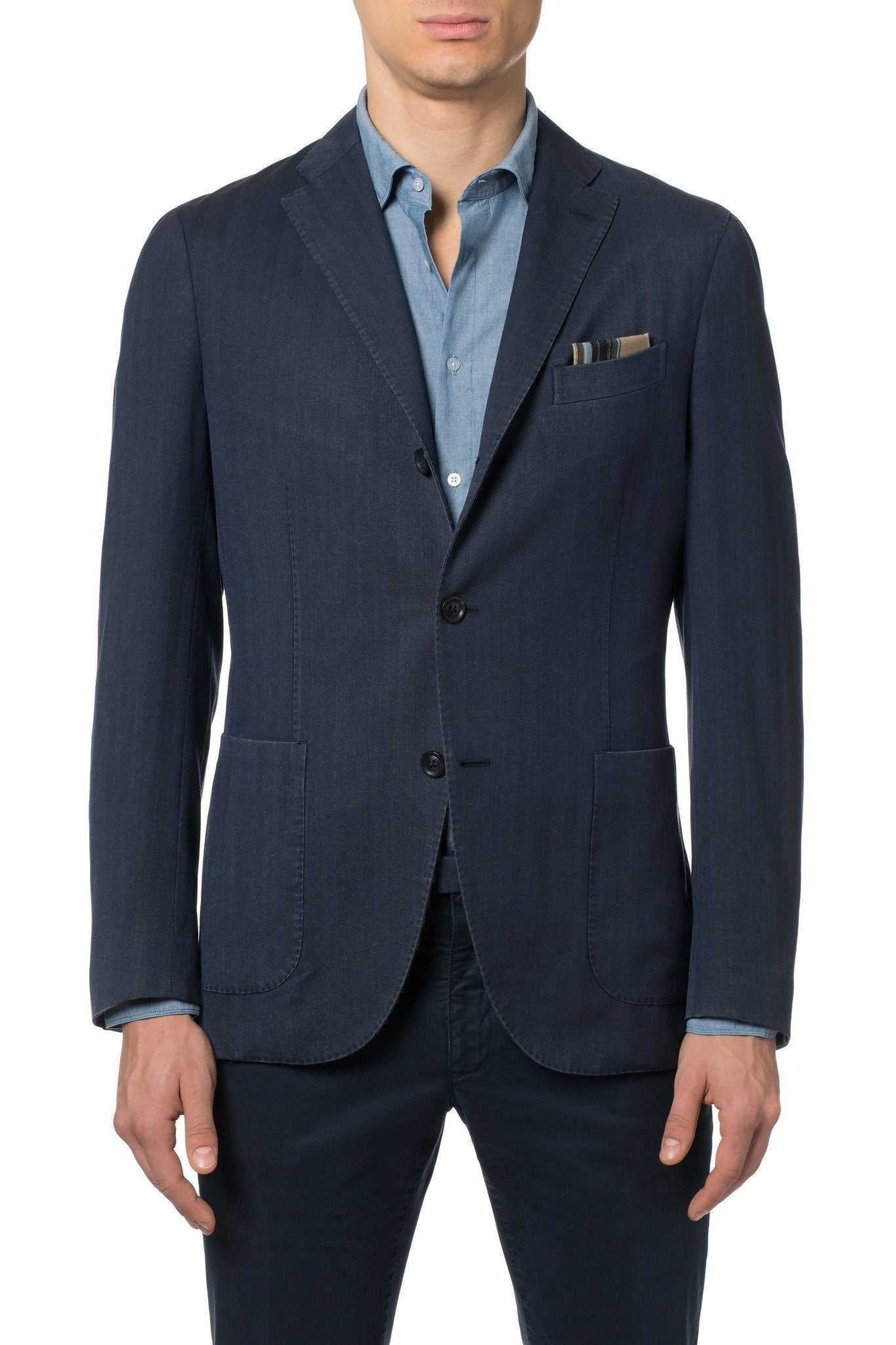 BOGLIOLI Beyond the season K-Jacket ( SHIRT JACKET ),SPORT COATS,Boglioli, | GentRow.com