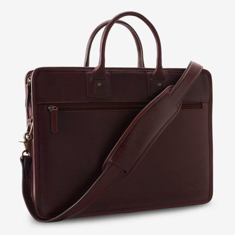 Chili Collection - Single Gusset Briefcase