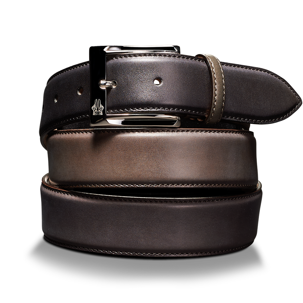 Belt in Deco Smoke Grey