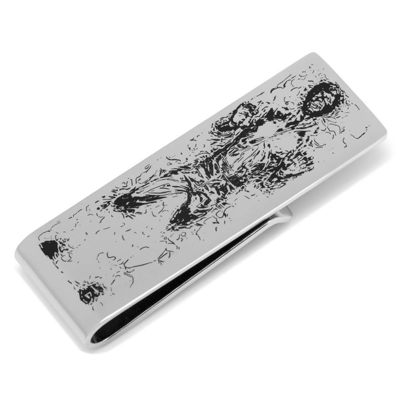 Han Solo in Carbonite Money Clip,MONEY CLIP,GentRow.com, | GentRow.com