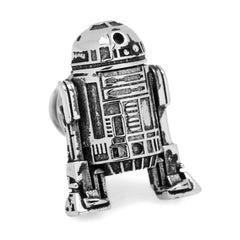 3D R2D2 Lapel Pin,LAPEL PIN,GentRow.com, | GentRow.com