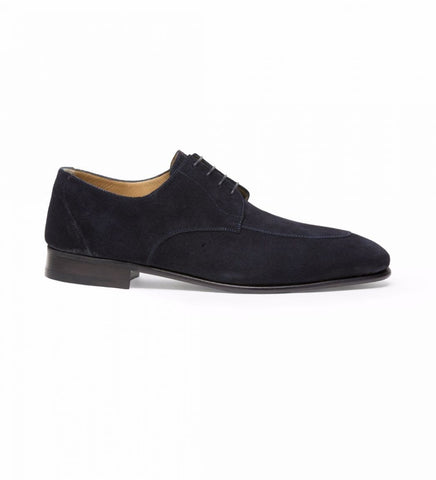 DERBY CASUAL SUEDE CALF