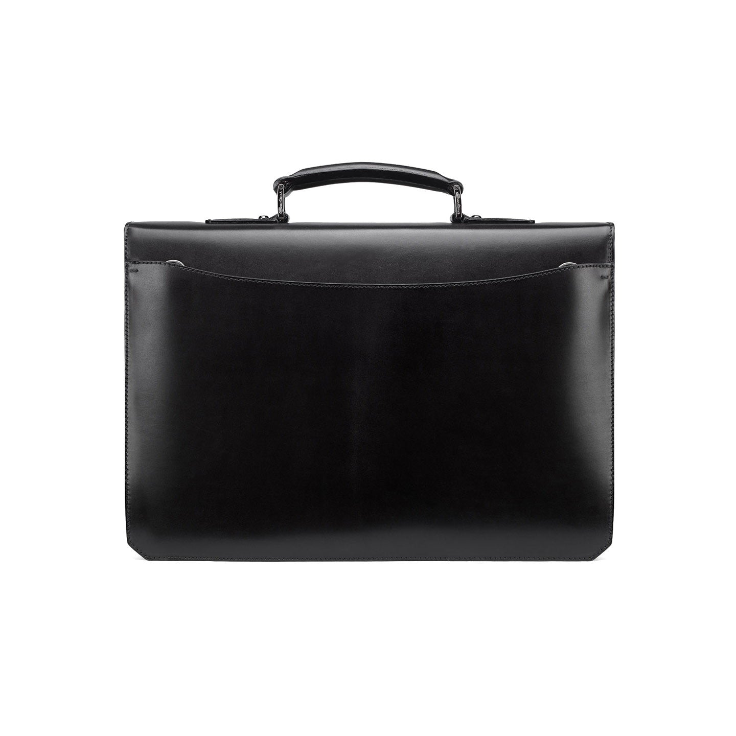 BUSINESS BRIEFCASE IN LEATHER