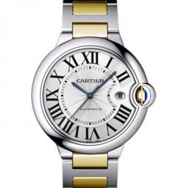 Cartier W69009Z3 Men's Ballon Bleu Watch,Watches,CARTIER, | GentRow.com