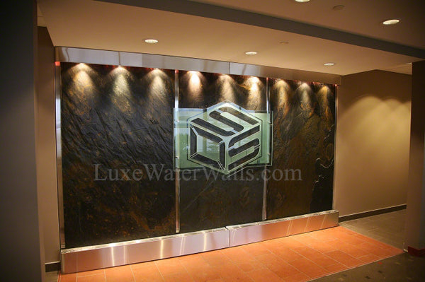 Custom VS Pre-Made WaterWall Fountains