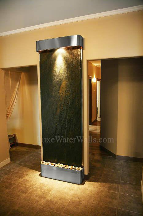 indoor water wall for commercial