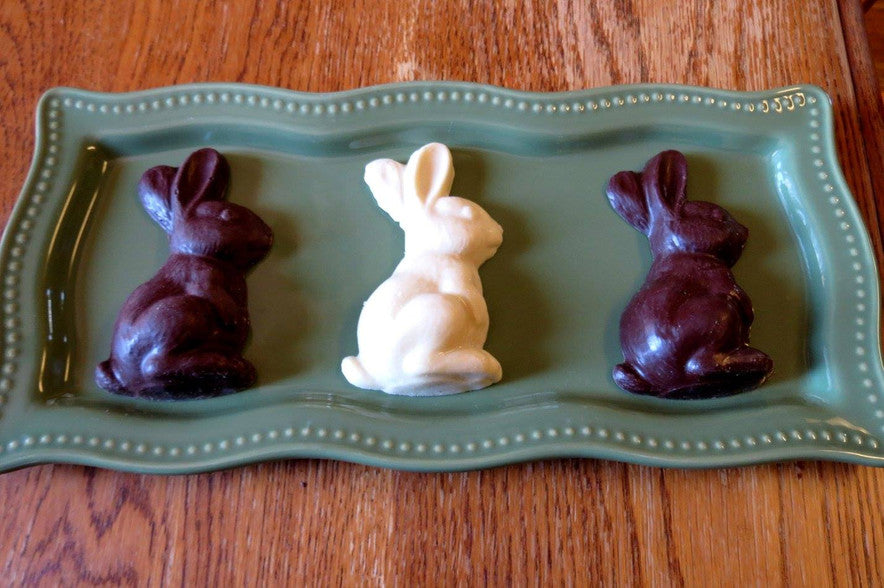 Easter bunnies now available