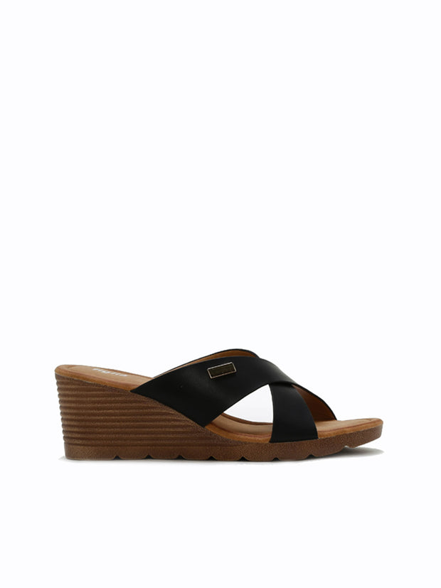 F-1296 Wedge Sandals
