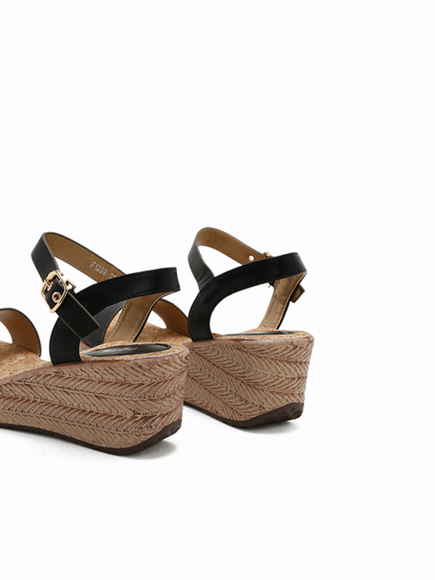 F-1299 Wedge Sandals