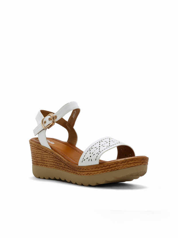 F-1301 Wedge Sandals