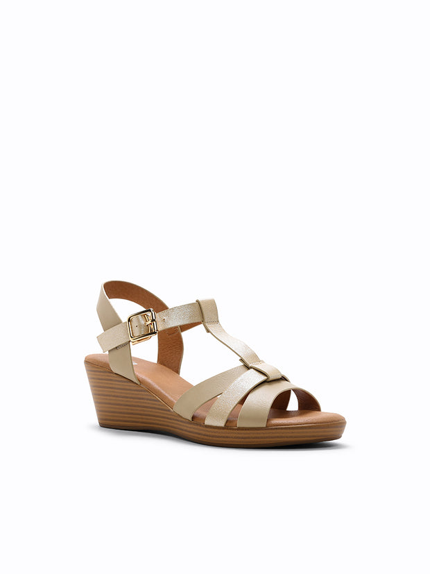 F-1591 Wedge Sandals