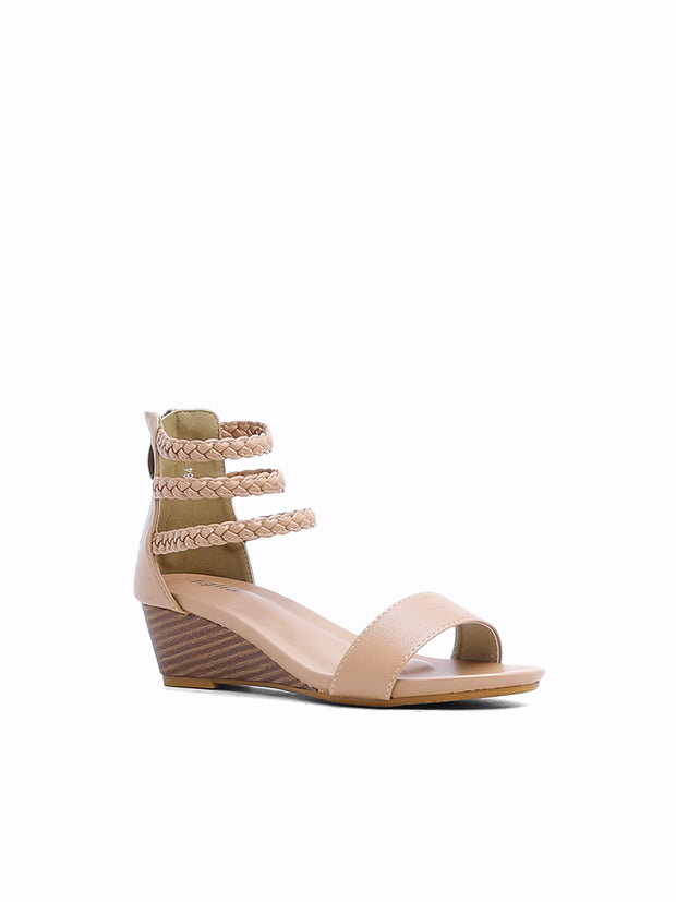 F-1784 Wedge Sandals