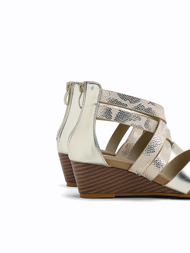 F-1785 Wedge Sandals