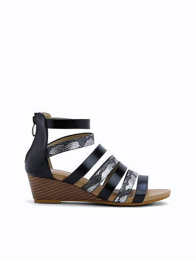 F-1786 Wedge Sandals
