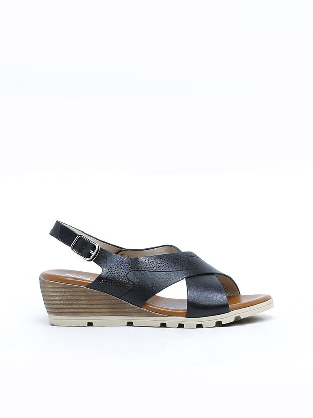 F-2012 Wedge Sandals