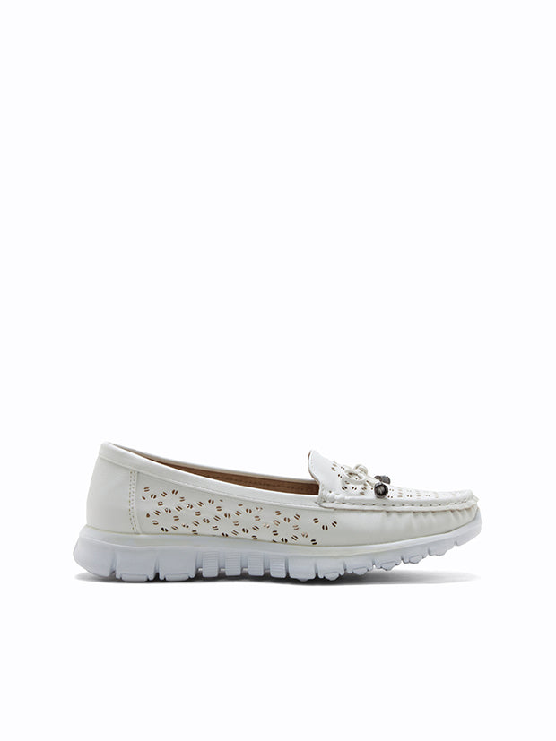 M-0357 Flat Moccasin