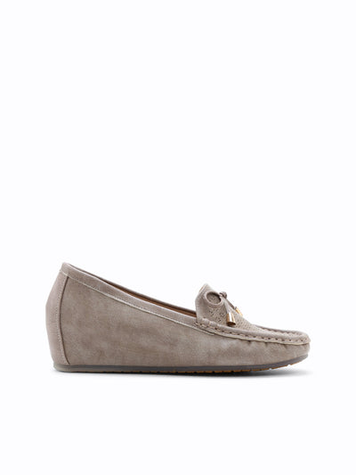 M-0465 Wedge Loafers